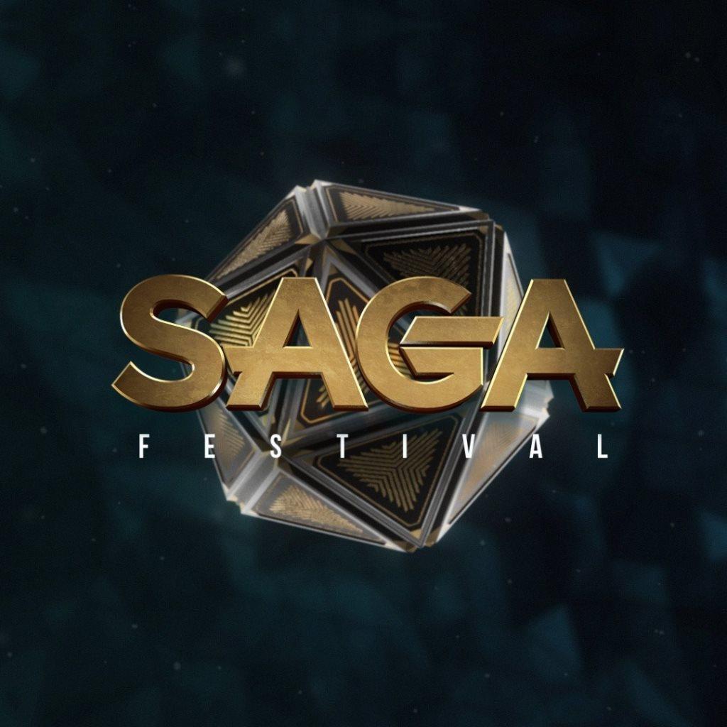 SAGA Pre - party festival